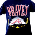 Vintage Atlanta Braves T-Shirt Size Medium
