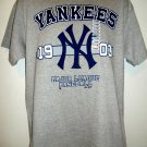 New York NY YANKEES T-Shirt Size Large NEW NWT Major League Baseball