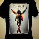 Michael Jackson's THIS IS IT  T-Shirt Size Medium