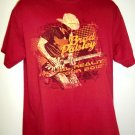 Brad Paisley Virtual Reality Tour 2012 T-Shirt Size Large