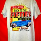 Back of the 50's (Fifties) Weekend 2004 St Paul Car Show MN T-Shirt Size Large