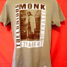 THELONIOUS MONK Straight No Chaser T-Shirt Size Small or Medium Jim Marshall