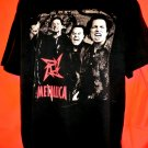 METALLICA 1996 / 1997 Tour T-Shirt Size XL XXL