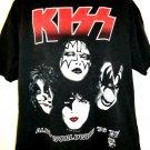Kiss Alive Tour 1996 1997 T-Shirt Size XL