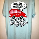 Rollin' in the Minivan KooKoo Kangaroo T-Shirt Size XL