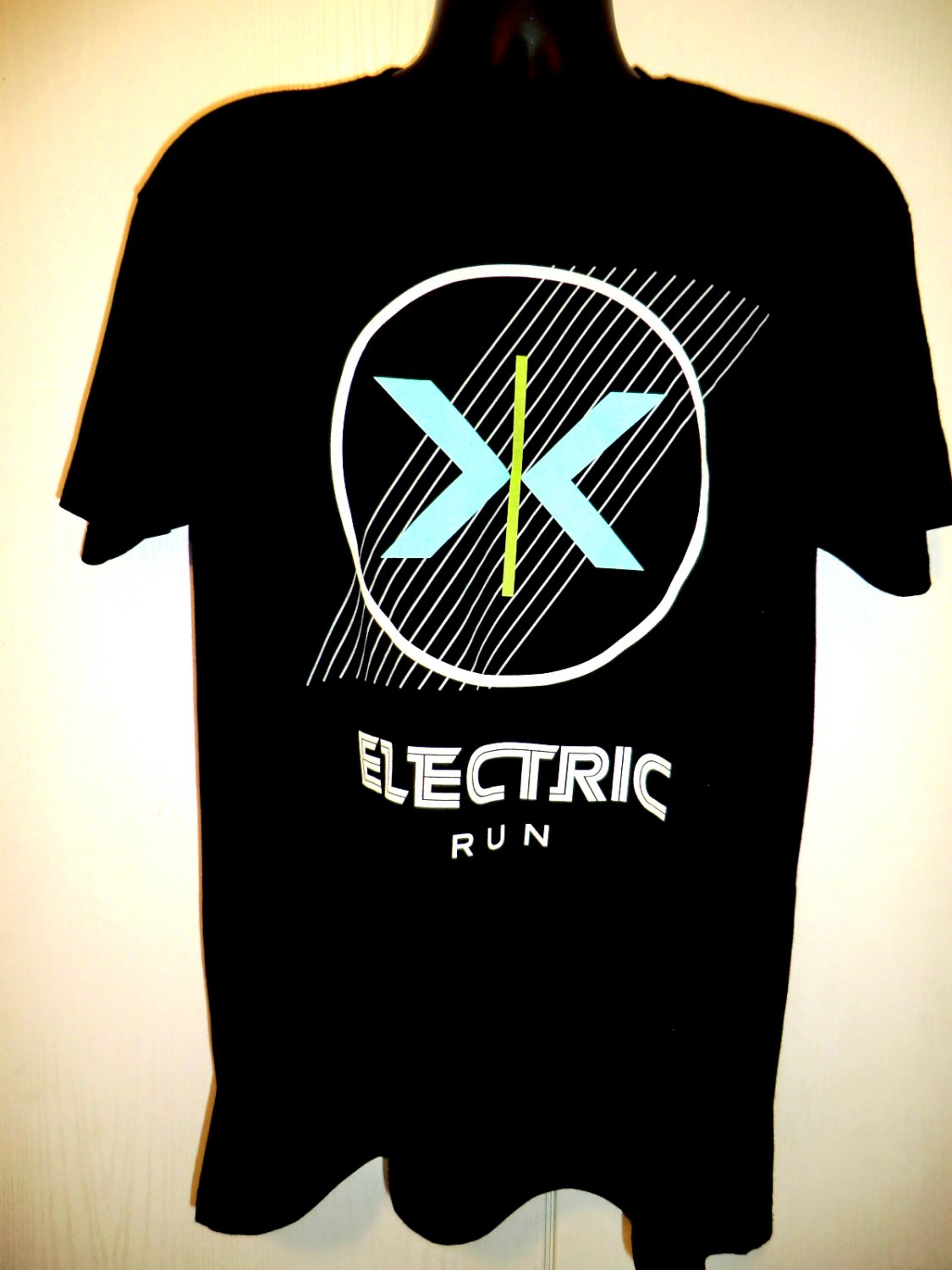 SOLD! Electric Run T-Shirt Size Large