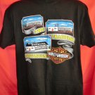 Harley Davidson T-Shirt Size Large Dealer Schaeffer's of Orwigsburg PA