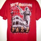 New Orleans Jazz T-Shirt Size XL French Quarter