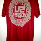 U2 360 Tour 2011 T-Shirt Size XL