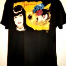Vintage HEART Band 1993 Heart to Heart Tour T-Shirt Size Large ~ Ann Nancy Wilson