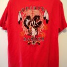 SPIRIT DANCER T-Shirt Size XL New Mexico American Indian Dance