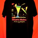 Margarita Madness Size XL Black T-Shirt 2007