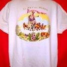 El Rey Del Mundo CIGAR T-Shirt Size XL