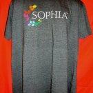 SOPHIA I am a Social Teacher T-Shirt Size XL