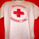 Rare Varadero Cuba Lifeguard T-Shirt Size XL