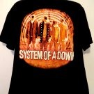 System of a Down Tour 2005 T-Shirt Size XL