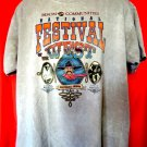 Bison Communities National Festival of the WEST 2003 T-Shirt Size XL