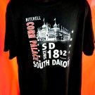 Corn Palace Mitchell South Dakota T-Shirt Size XL