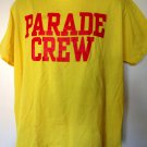 Parade Crew SHAY T-Shirt Size Large Vintage 50%/50%