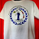 USS Standard Landing Craft Unit #18 1943-1993 T-Shirt Size XL