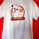 Vintage 2005 FAMILY GUY Promotional T-Shirt Size XL We're Back!