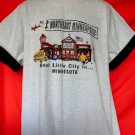 Northeast Minneapolis Best Little City in Minnesota 55413 T-Shirt Size XXL