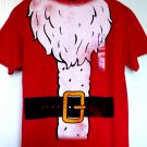 Santa T-Shirt Size Large  Kris Kringle Christmas Party Tee