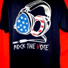 Rock the Vote T-Shirt Size XL