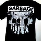 Garbage Bleed Like Me World Tour 2005 T-Shirt Size Medium