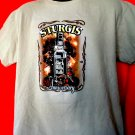 Sturgis 2010 Motorcycle Rally T-Shirt Size Large
