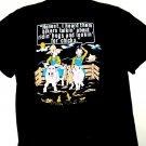 Funny Vintage Hog/Motorcycle T-Shirt Size Large
