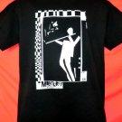 MONTEREY JAZZ FESTIVAL '66 Black Medium T-Shirt