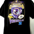 Vintage 1998 Minnesota Vikings Football T-Shirt Size XL
