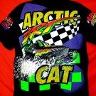 Vintage 1995 Artic Cat ZRT T-Shirt Size XL Snowmobile