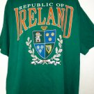 Republic of Ireland T-Shirt Size XXL Irish Crest