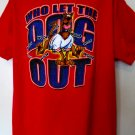 SCOOBY DOO T-Shirt Who Let The Dogs Out Size XL NEW!