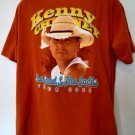 Kenny Chesney The Road and The Radio Tour 2006 T-Shirt Size XL