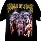 Cradle of Filth Tortured Soul Asylum T-Shirt Size XL