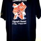 London Olympics 2012 T-Shirt Size XXL UK British
