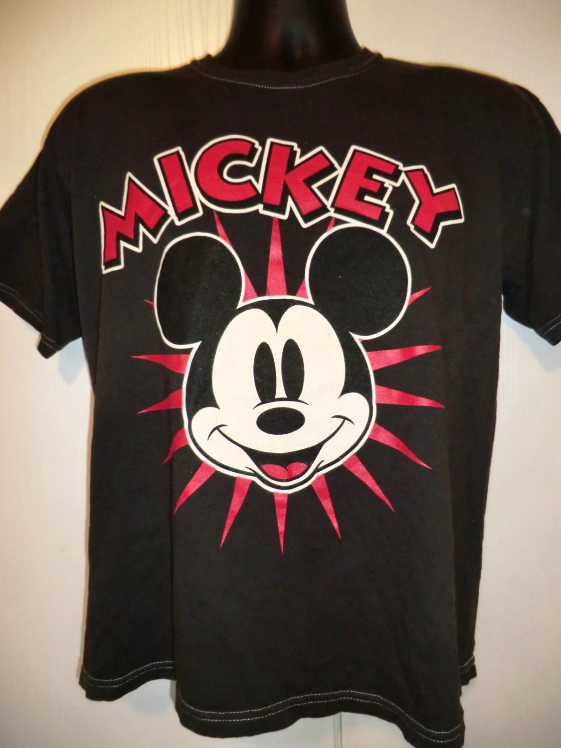 Unique Mickey Mouse T-Shirt Size Medium