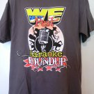 WE FEST KAROAKE ROUNDUP T-Shirt Size Large 30th Anniversary