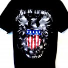 Made in America Toby Keith 2011 Tour T-Shirt Size Large