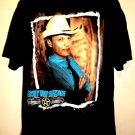 Ricky Van Shelton On Tour T-Shirt  Size XL
