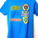 Vintage 1989 Louisiana Souvenir T-Shirt Size Medium