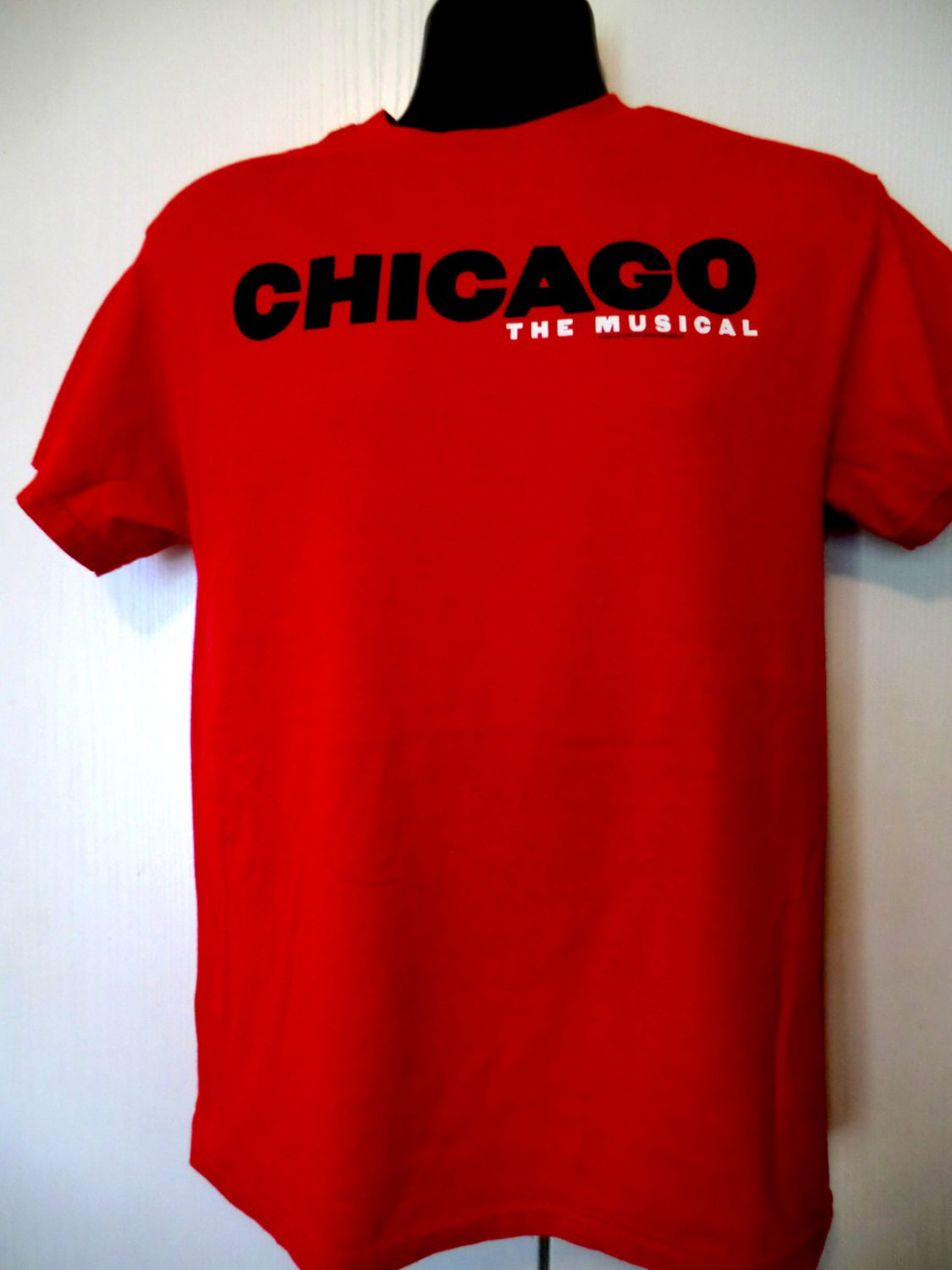 Chicago The Musical T Shirt Size Medium