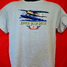 Kids's T-Shirt JUNIOR BUSH PILOT Alaska Size Large
