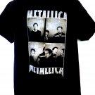 Metallica Tour T-Shirt 1999/2000 Size Large Minneapolis Cleveland Milwaukee