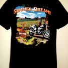 Harley Davidson Medium T-Shirt SAVANNAH Dealer River Street 2001 Beautiful!