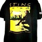 Vintage 1993 STING Tour T-Shirt Size XL Ten Summoner's Tales World Tour
