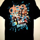 GLEE Live Tour 2011 T-Shirt Size XL Cory Monteith and Cast of the TV Show